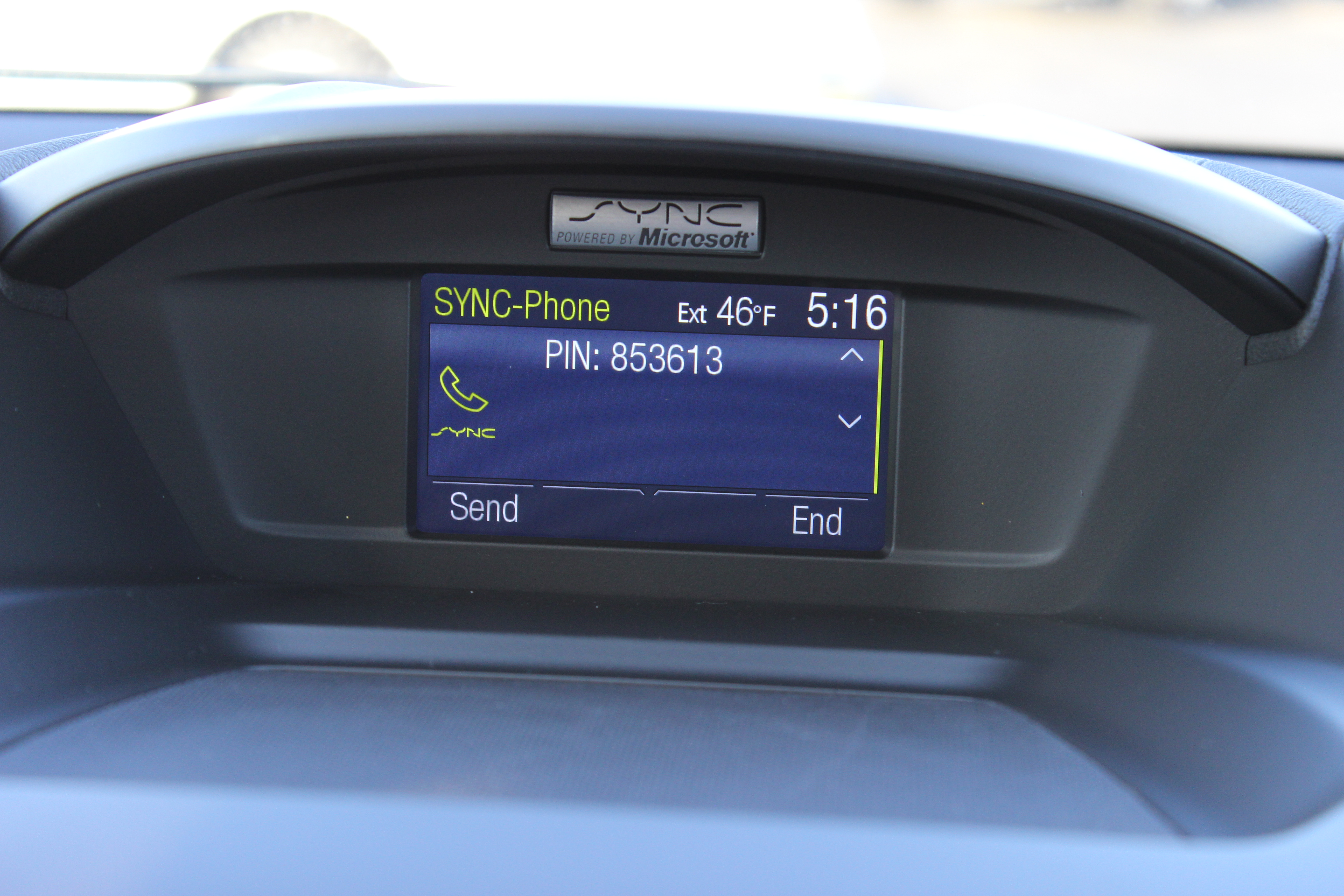 How to Pair an iPhone with Ford Sync and MyFord Touch