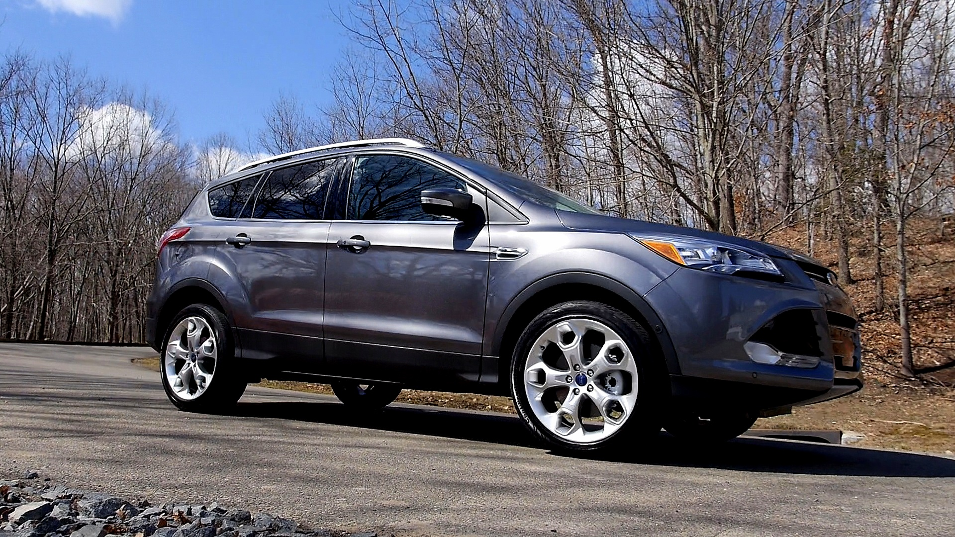 2013 Ford Escape Test Drive