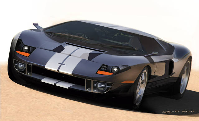 ford gt rbing back dead supercar le mans gt40 vehicles ford should bring back