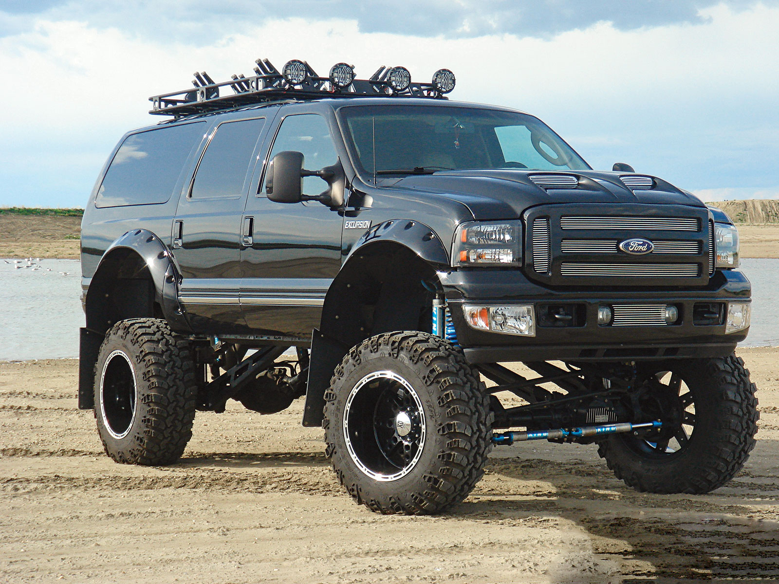 2014 ford excursion lifted viewing gallery