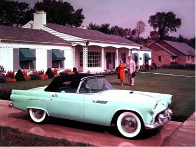 ford thunderbird bring back dead american dream tbird vehicles ford should bring back