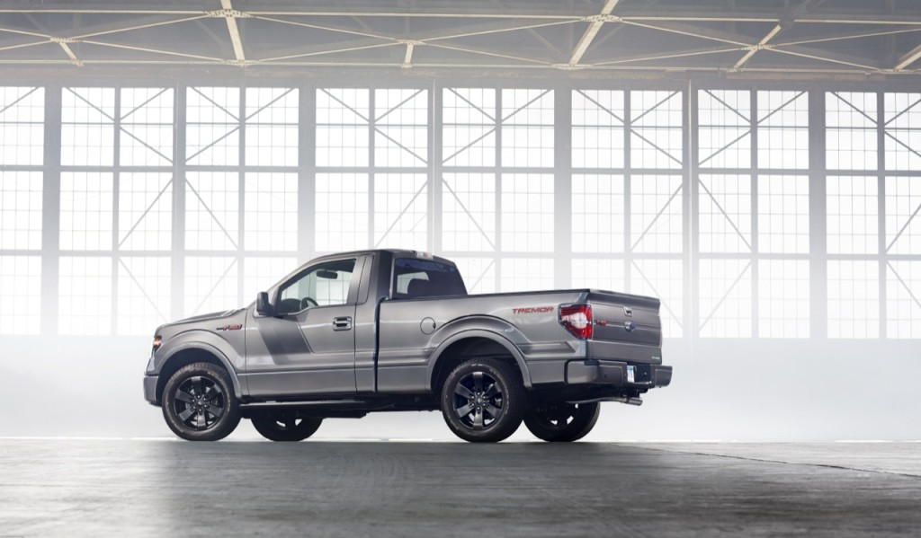 2014 Ford F-150 Tremor Model Changes