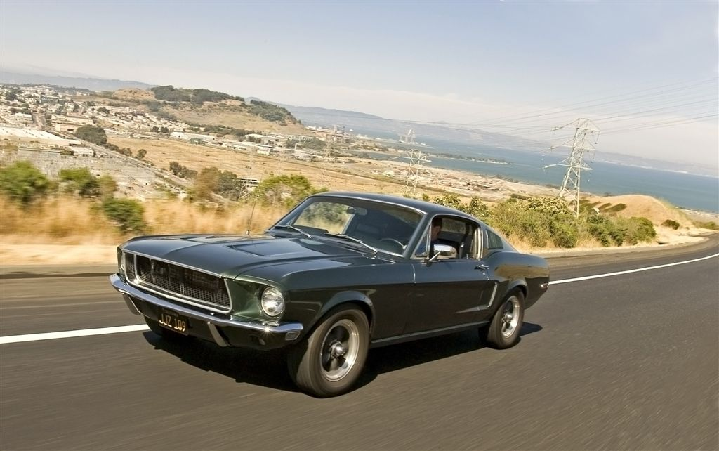 1968 Ford Mustang 390 Gt 2 2 Fastback >> Famous Ford Mustangs - Ford Addict