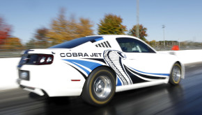 Drag Racing Cobra