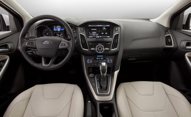 2015 Ford Focus Interior
