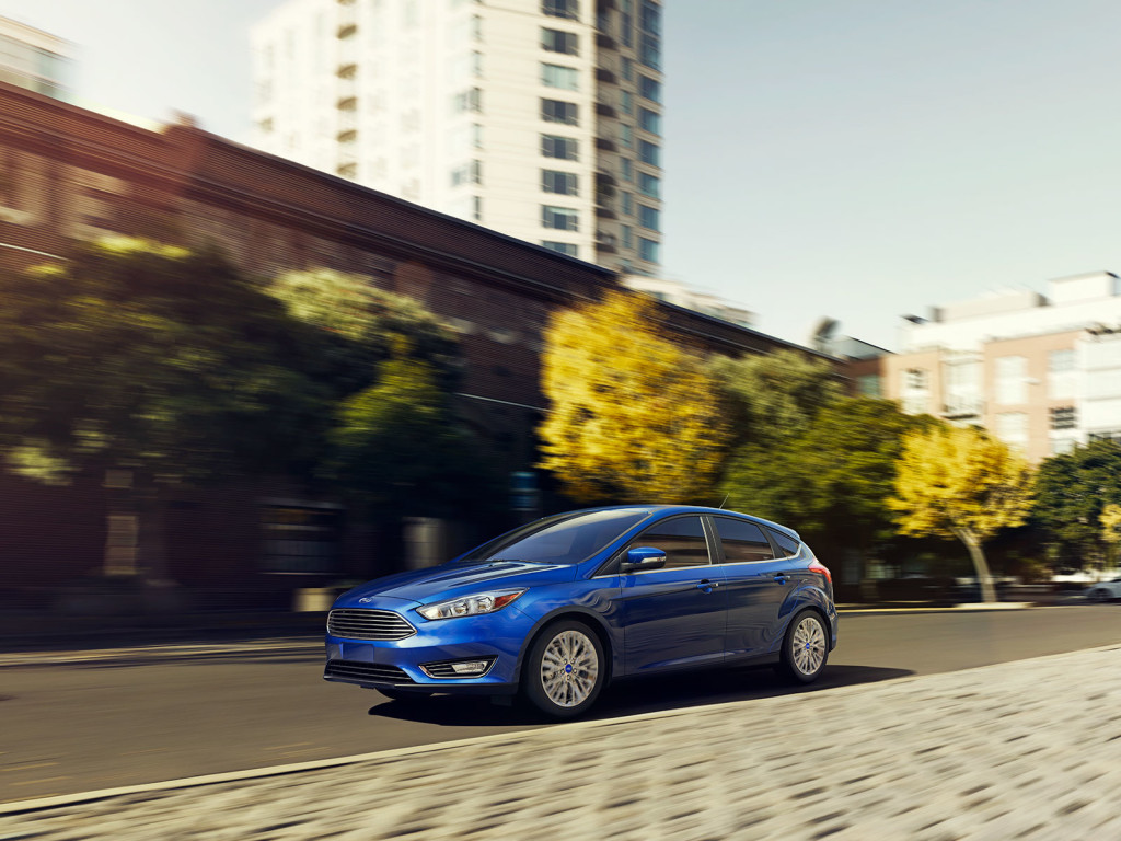 2015 Ford Focus Hatch