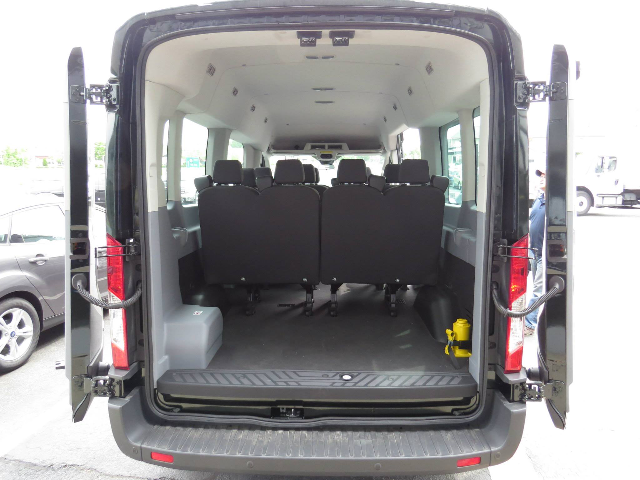 2015 Ford Transit Doors