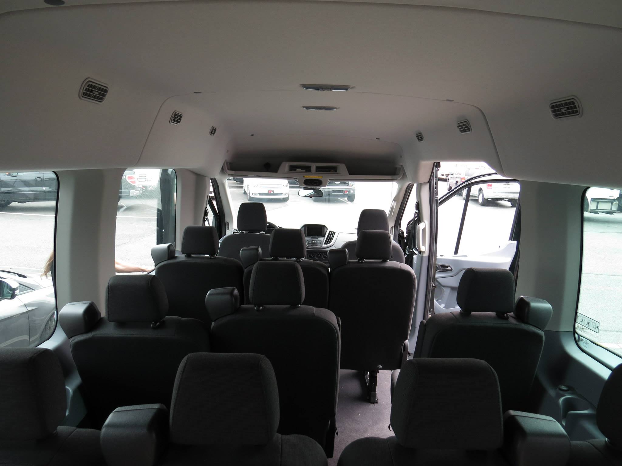 2015 Ford Transit Seats