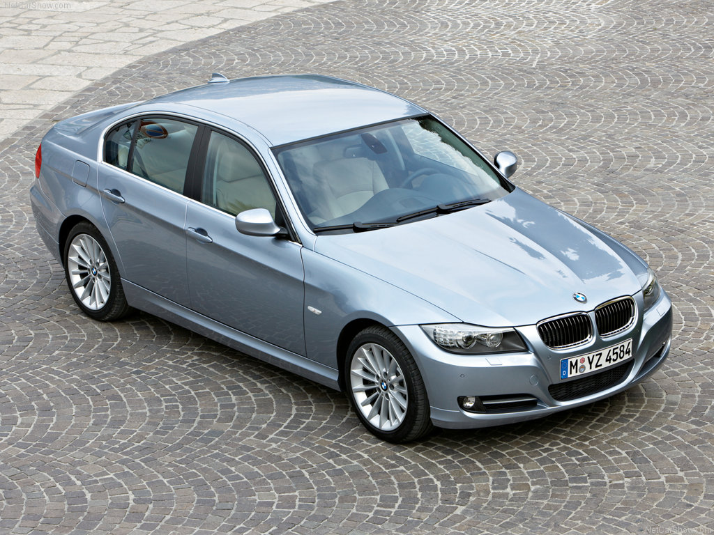 BMW 335i Used Competition
