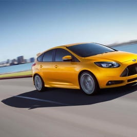 Focus ST vs Used Competition