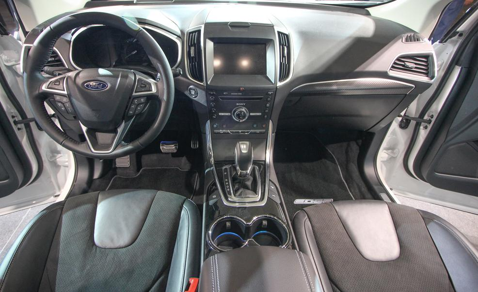 Ford Fiesta Interior Automatic