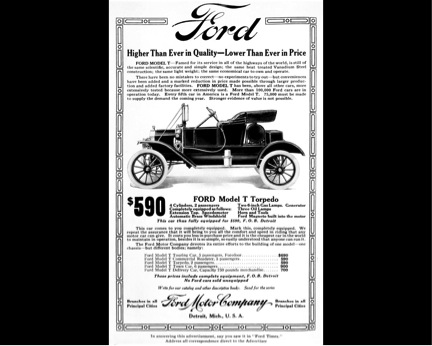 Best Ford Advertisements