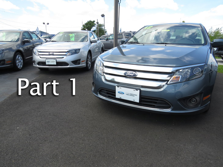 Used Car Pre Purchase Inspection
