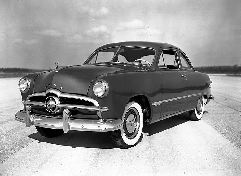 Throwback: the 1949 Ford