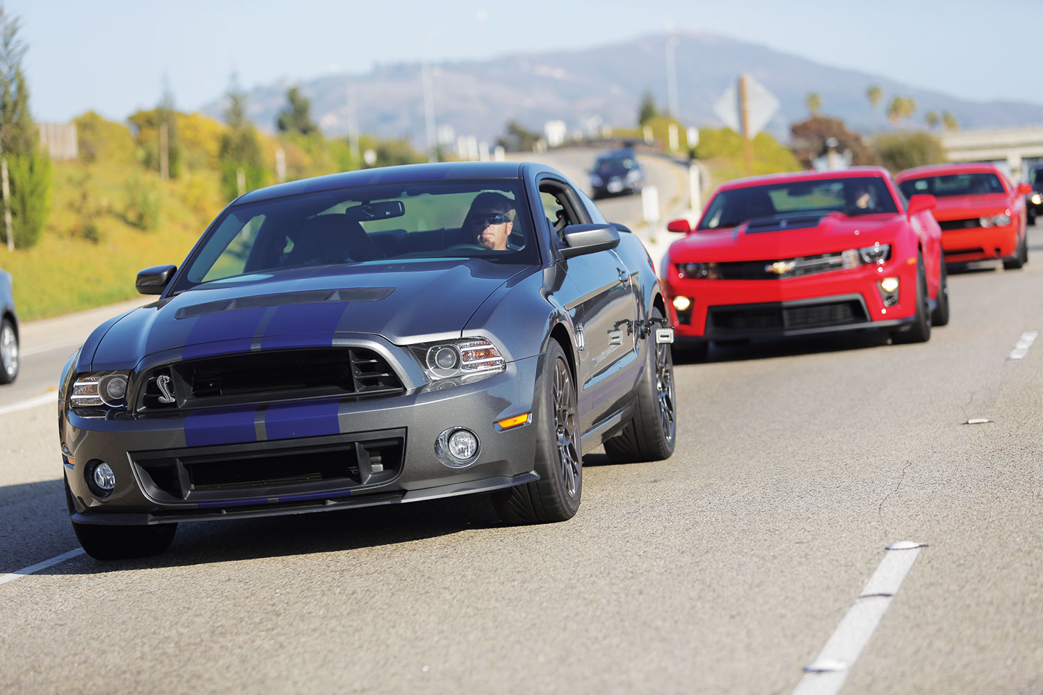 The Rivalry Of The Century Mustang Vs Camaro Ford Addict