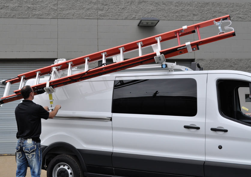 2015 Transit Ladder