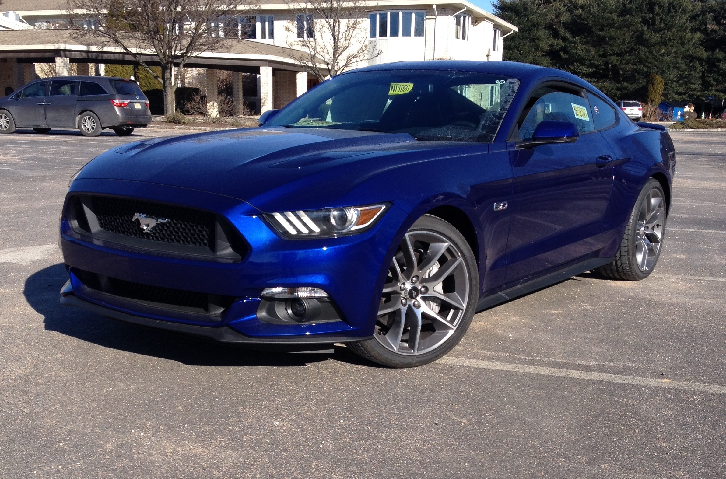 2015 ford mustang gt review ford addict - Mustang gt ...