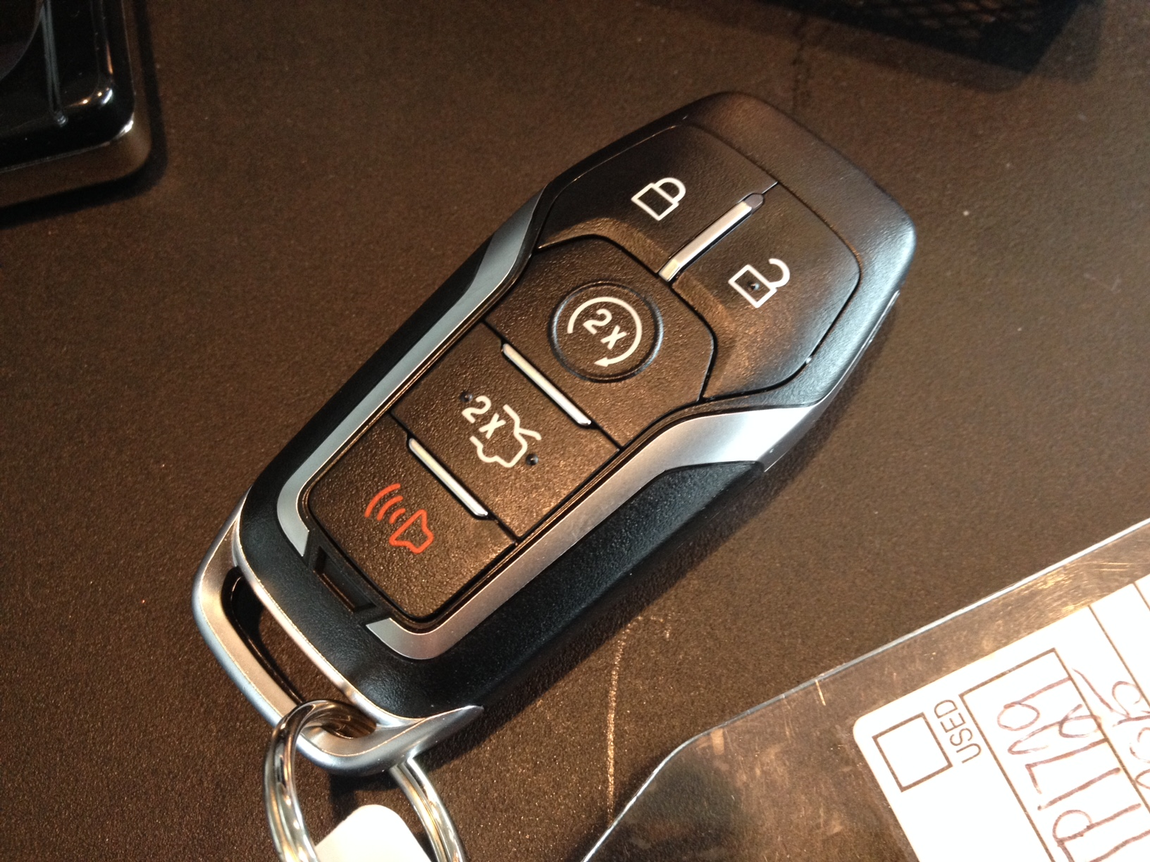 Available Remote Start