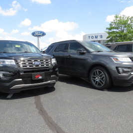 Tom's Ford 2016 Ford Explorer