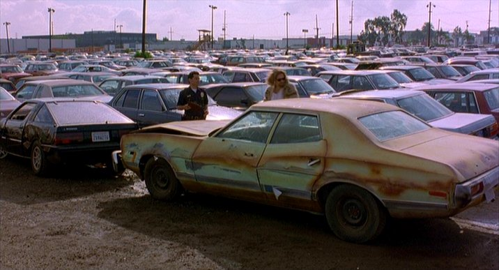 Famous Fords in Movies - Ford Addict