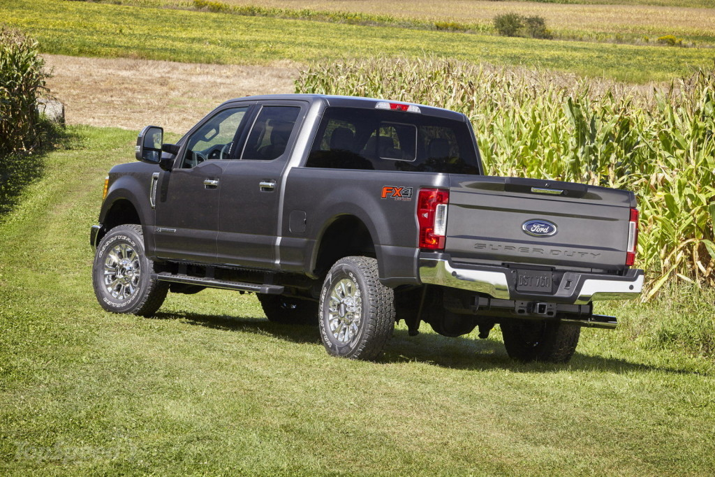 2017 Ford F-Series Super duty - FordAddict.com